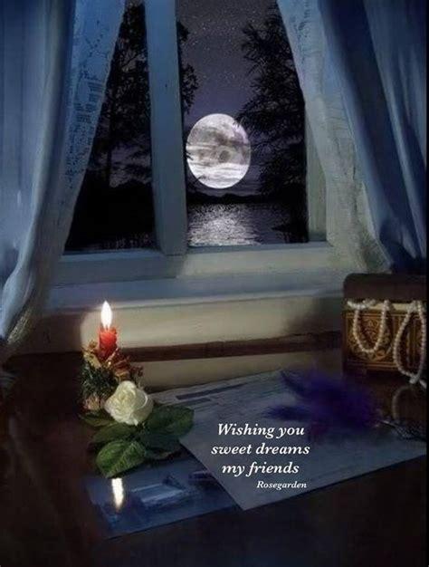 good night  friends   tomorrow bring  happiness  health wishing  heavenly