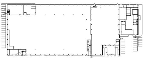 warehouse floor plans free bkr floorplans services warehouse and industrial buildings