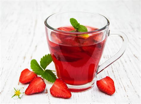 fruit tea 4 ways to make fruit infused tea