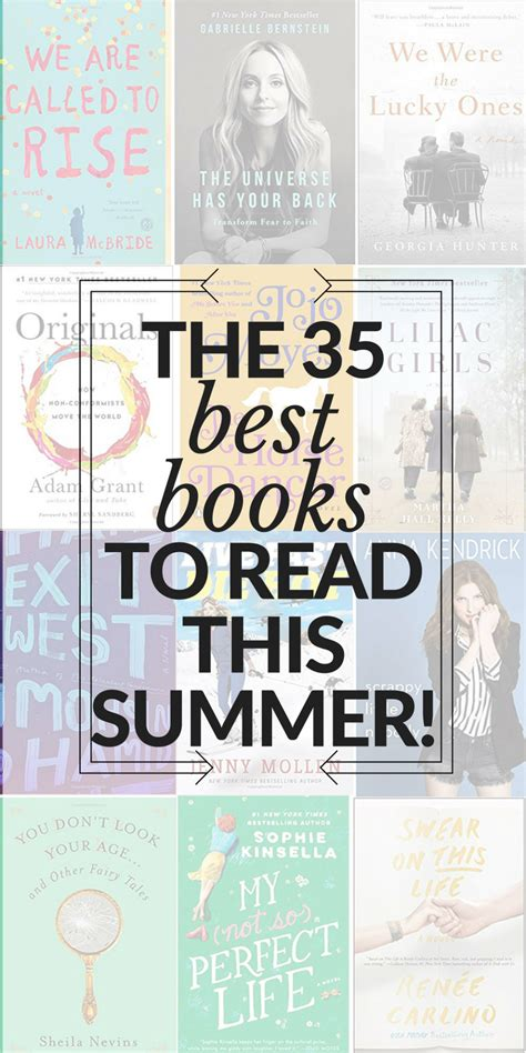 best books to read the 35 best books to read this summer the modern savvy