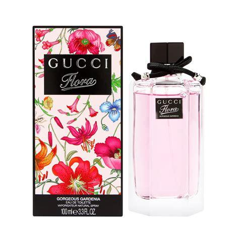 Parfum Branded Gucci Flora Gardenia Parfum Singapore gucci flora gorgeous gardenia for 3 3 oz eau de toilette spray