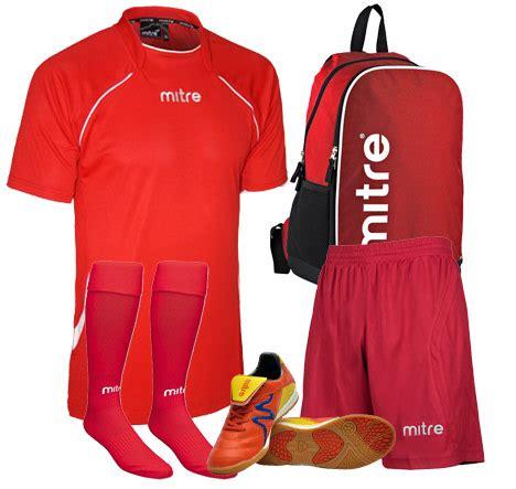 Kaos Bola Sergio Aguero kuis perlengkapan futsal dari mitre untuk bolaneters iii