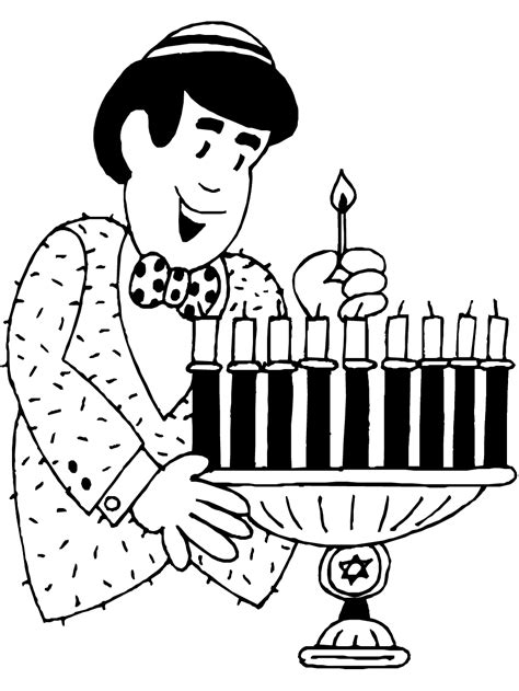 hanukkah coloring pages to print printable hannukah pictures calendar template 2016