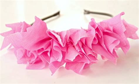 How To Make A Headband Out Of Paper - how to make a headband out of paper 28 images how to