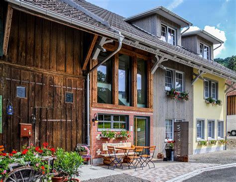 Scheune Verglast by Umbau Bauernhaus In B B Neubrunn Schindler Scheibling Ag