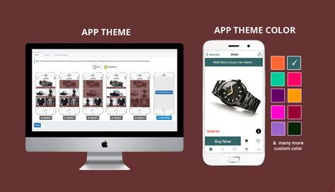 shopify themes app mobiapp mobile apps for your store mobile app builder