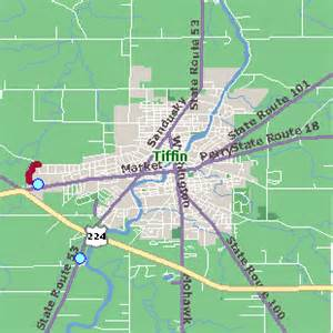 Tiffin Ohio Map by Tiffin Oh Pictures Posters News And Videos On Your