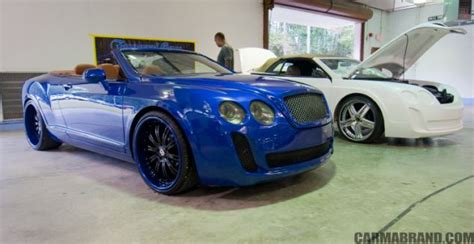 How To Build A Bentley Replica Replica Bentley Kits Banned By Judge Who Says They