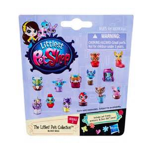 Lps Blind Bags Littlest Pet Shop Mystery Pets Blind Bags Wave 2 Hasbro