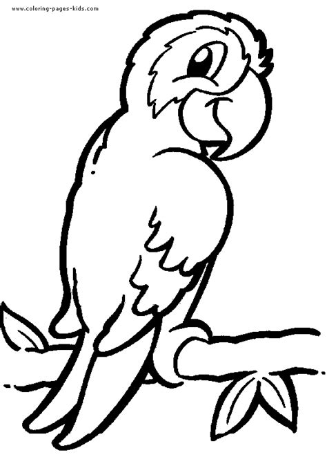 cute animal coloring pages free printable pictures