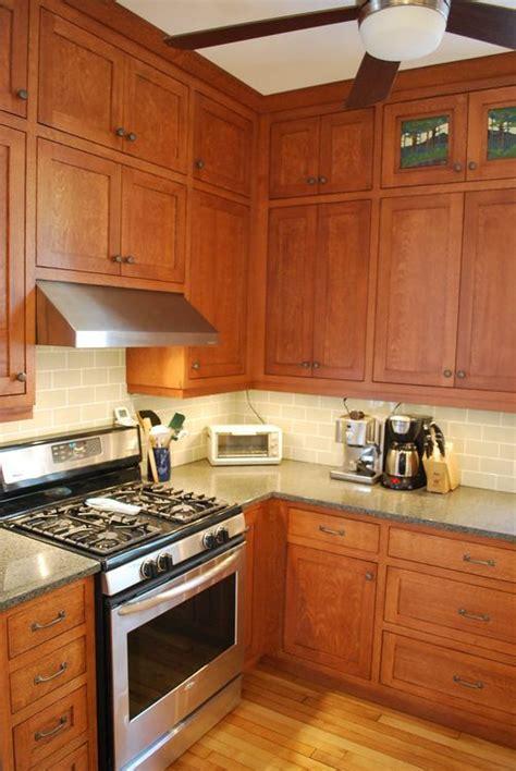 gardenweb kitchen cabinets shaker quartersawn oak 1908 foursquare kitchen remodel