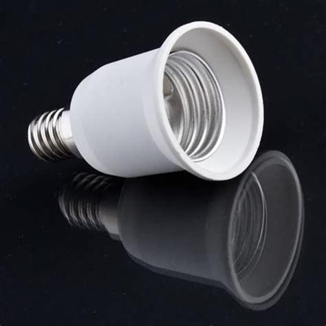 Led Adapter E14 To E27 L Holder Converter Socket Light Led Light Holder