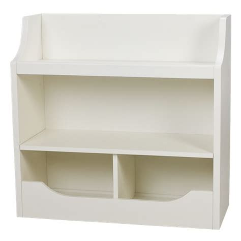 Mori 3 Shelf Bookcase Off White Target Target Bookcases White