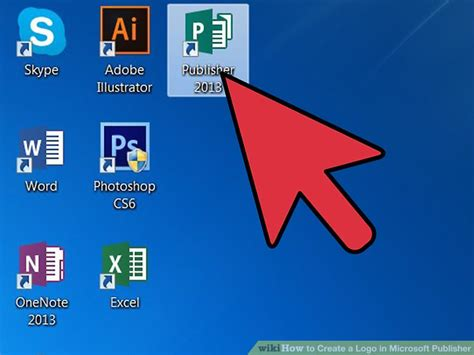 design a logo in publisher how to create a logo in microsoft publisher 9 steps
