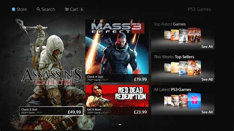 ps3 video reset doesn t work new playstation store suffers launch issues sony
