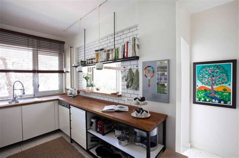 Open Lower Kitchen Cabinets by Dislike Mainstream Kitchen Shelving These Tens Industrial