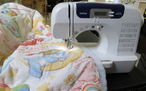 sewing a comforter repurposing old bed sheets into a new comforter sezen