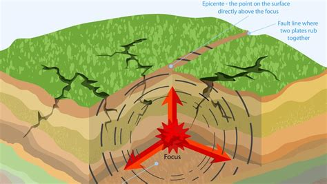 hay imagenes artisticas que producen desagrado 191 c 243 mo se producen los terremotos