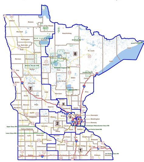 Minnesota Circuit Court Search Preparing For The Minn Redistricting Maps Minnesota Radio News