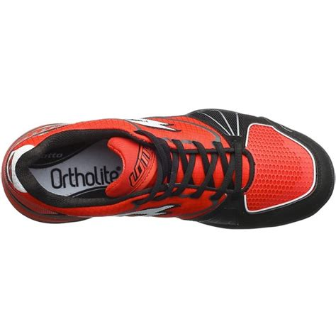 lotto s stratophere speed tennis shoes warm black