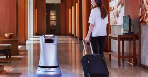 order inn room service look out for this robot the next time you order room service at a hotel realitypod