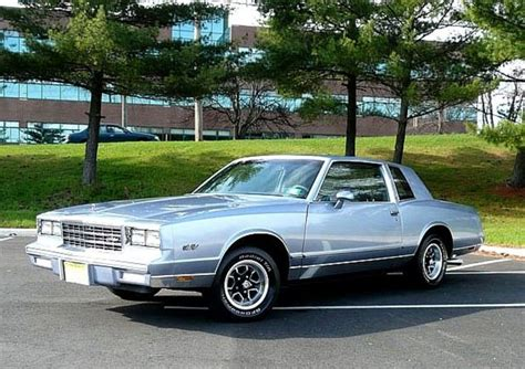 1984 Chevrolet Monte Carlo For Sale in Stratford, New