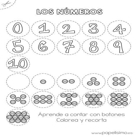 dibujos para colorear con numeros n 195 186 meros para colorear y recortar 0 10 papelisimo