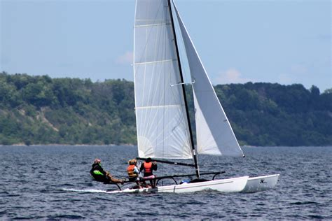 world cat boats canada 1988 hobie 21 se sail boat for sale www yachtworld