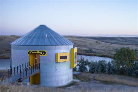 grain bin houses the grain bin house collaborative design blog