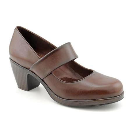 shop dansko womens brooke leather dress shoes size