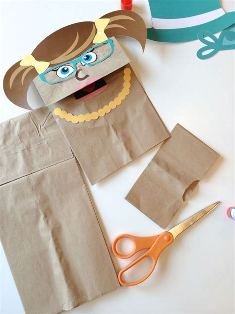 printable paper bags 17 best images about paper bag puppets on pinterest kits