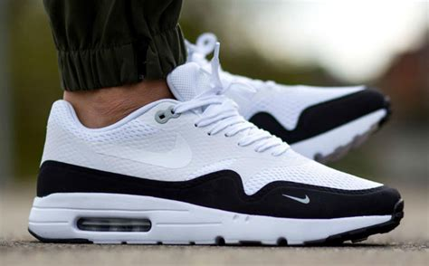 Nike Air Mac by Nike Air Max 1 Essential Black White Wolf Grey