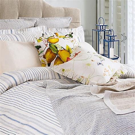 Bedcover 180160 Italy villa di borghese portofino jacquard luxury italian made duvet cover in blue bed bath beyond
