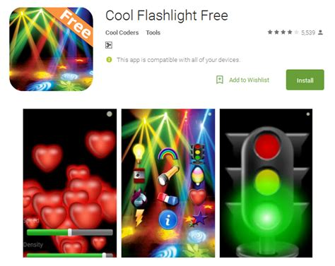cool android apps 12bytes org top 15 best free flashlight apps brightest torch app andy tips