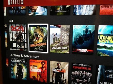 film streaming list image gallery netflix 3d movie list