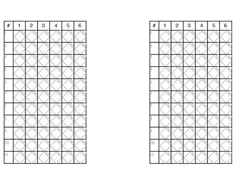 30 printable baseball scoresheet scorecard templates