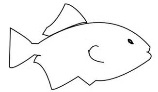 Template Fish by Fish Template 50 Free Printable Pdf Documents