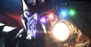 Infinity Gauntlet Thanos Two Different Infinity Gauntlets Exist In The Marvel