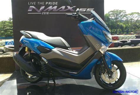 resmi mengaspal  harga jual motor terbaru yamaha nmax