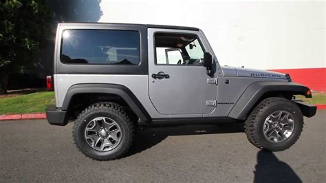 silver jeep rubicon 2 door 2014 jeep wrangler rubicon 2 door www pixshark com