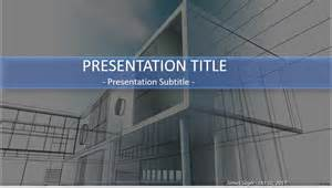 Architecture Powerpoint Templates by Architecture Powerpoint 30679 Free Architecture