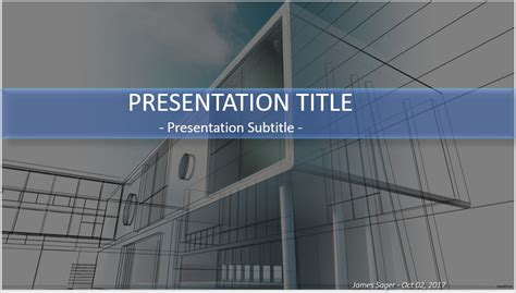 Architecture Powerpoint Templates Free Architecture Powerpoint 30679 Sagefox Powerpoint Templates