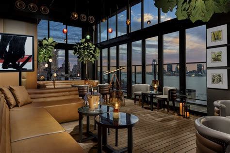 top hotel bars nyc the best rooftop bars in nyc wine4food