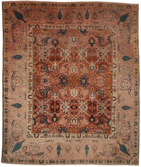 11 X 13 Area Rugs with Antique Sultanabad 11 X 13 Area Rug 10369