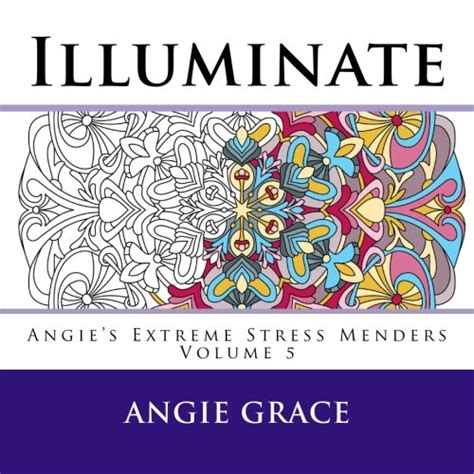 coloring books for sale cheap illuminate angie s stress menders volume 5