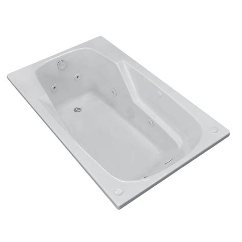 5 ft jacuzzi bathtub american standard evolution 5 ft whirlpool tub with