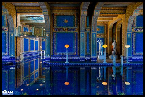 Blue Prints For Homes Hearst Castle Roman Pool Aaron M Photography Blog