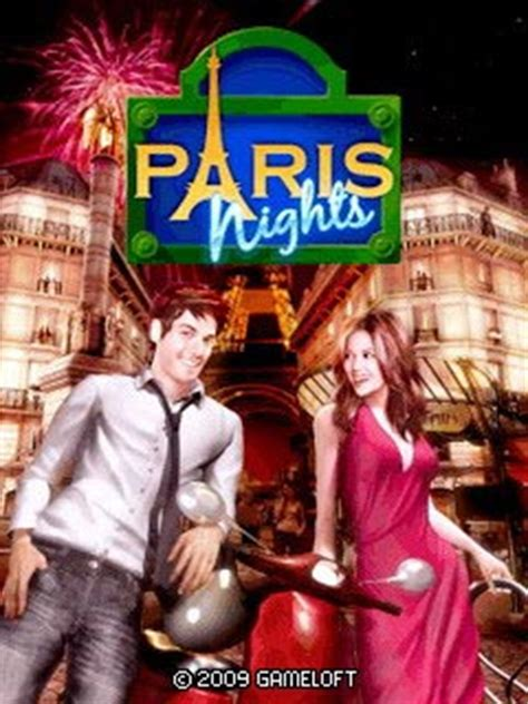 java themes peperonity paris nights java game for mobile paris nights free