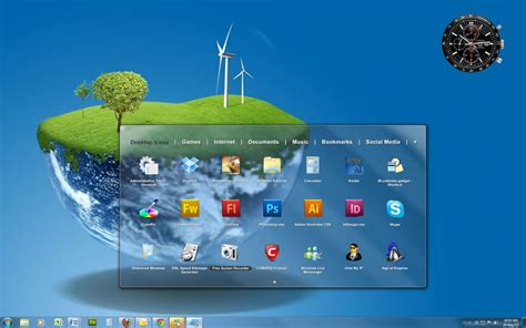 vipad windows desktop app launcher