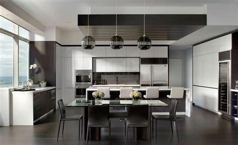 chicago penthouse kitchen gallery sub zero wolf